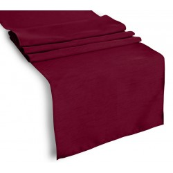 Tablecloth Runner Polyester 13 X 72 Inch Coral Broward Linens