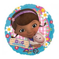 By Broward Balloons Doc McStuffins 18 Inch Balloon (Qty2)
