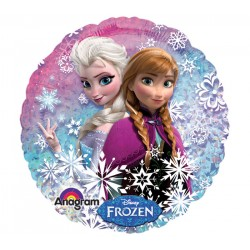 By Broward Balloons Disney Frozen 18 Inch Balloon (Qty2)