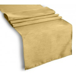 Tablecloth Runner Polyester 14 X 108 Inch Avocado Broward Linens