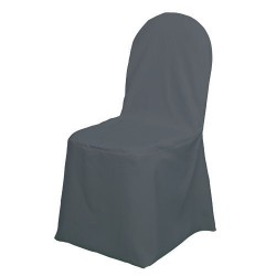 Chair Cover Sansonite Polyester Burgundy By Broward Linens