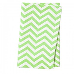 Napkins Polyester 15 X 15 Inch (6 Units) Apple Green By Broward Linens