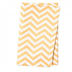 Napkins Chevron 15 X 15 Inch (6 Units) Grey By Broward Linens