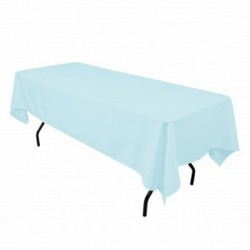 Tablecloth Rectangular 60x90 Inch Avocado By Broward Linens