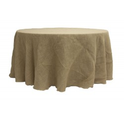 Tablecloth Round 24 Inch Apple Green By Broward Linens