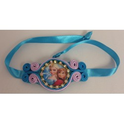 By Broward Accessories Disney Frozen Handmade Bracelete Girls (Qty 2)