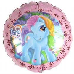 By Broward Balloons My Little Pony 18 Inch Balloon (Qty 2)