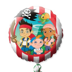 By Broward Balloons Jake & the Neverland Pirates 18 Inch Balloons (Qty 2)