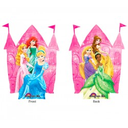 By Broward Balloons Disney Jumbo Castle Princess (New Design) 35 Inch Foil Balloon