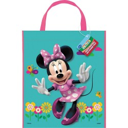 By Broward Toys Minnie Mouse Reusable Party Tote Bag set (Qty 2)