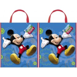By Broward Toys Mickey Mouse Reusable Party Tote Bag set (Qty 2)