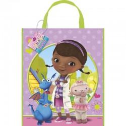 "By Broward Toys Doc McStuffins, 13"" x 11"" Reusable Party Tote Bag (Qty 2)"