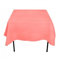 Tablecloth Square 90 Inch Charcoal By Broward Linens
