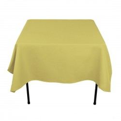 Tablecloth Square 72 Inch Avocado By Broward Linens